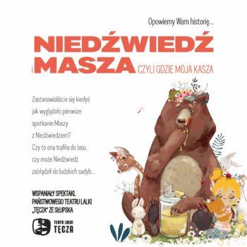 Niedźwiedź i Masza