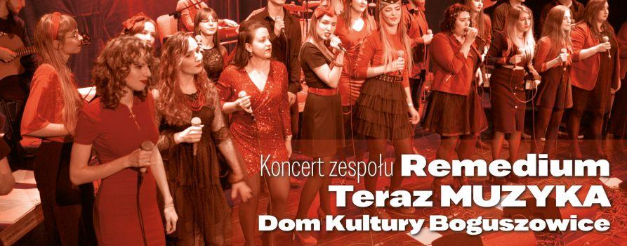 Remedium koncert DK Boguszowice