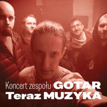 Koncert Gotar DK Boguszowice